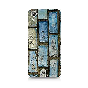 TAZindia Printed Hard Back Case Cover For HTC Desire 820