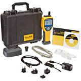 Fluke 985 6 Channel Indoor Air Quality Particle Counter, 0.1 cfm Flow Rate