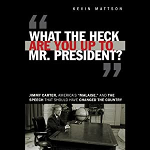 What the Heck Are You Up to, Mr. President? Audiobook