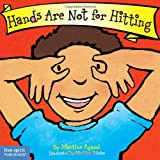 img - for Hands Are Not for Hitting (Board Book) (Best Behavior Series) book / textbook / text book