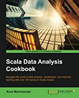 Scala Data Analysis Cookbook Front Cover