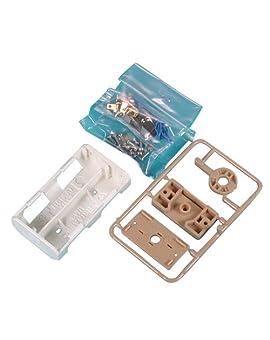 楽しい工作シリーズ No.151 単3電池ボックス 2本用 スイッチ付 (70151)