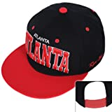 Raw Blue Atlanta Snapback Black/Red