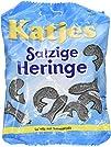 """Katjes Salzige Heringe """"Salty Hering…"""