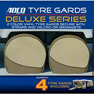 Excellent Classic Accessories RV Wheel Covers 2pack White  Walmartcom