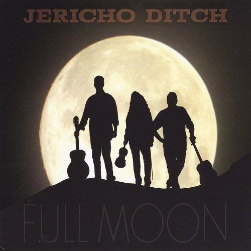 Original album cover of Full Moon by Jericho Ditch