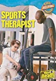 img - for Sports Therapist (Cool Careers (Gareth Stevens)) book / textbook / text book