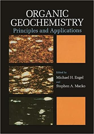 Organic Geochemistry: Principles and Applications (Topics in Geobiology)