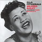 echange, troc Ella Fitzgerald & Mildred Bailey - Legendary Radio Broadcasts