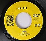 SPIRIT 45 RPM 1984 / SWEET STELLA BABY