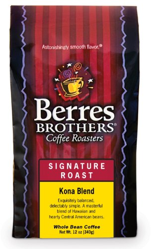 Berres Brothers Kona Blend Whole Bean Coffee 12 Oz.
