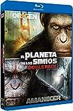 Pack: El Origen Del Planeta De Los Simios + El Amanecer Del Planeta De Los Simios [Blu-ray]