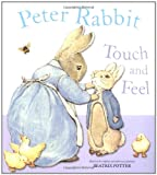 Beatrix Potter Peter Rabbit Touch and Feel Book