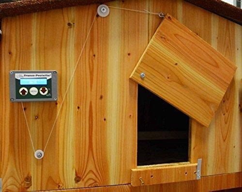 b cher ole dvd automatische h hnerklappe elektronische pf rtner h hnerstall chickenguard. Black Bedroom Furniture Sets. Home Design Ideas