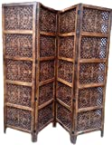 Aarsun Wooden Folding Partition / Room Divider