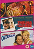 When Harry Met Sally/Thelma & Louise/Overboard [DVD]