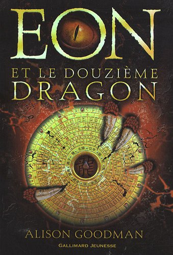 Eon. 01, Eon et le douzième dragon .