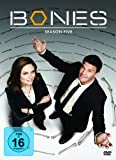 Bones (DVD) Season 5 -BOX- 6DVDs Min: 840DD5.1WS Die Knochenjägerin [Import germany]
