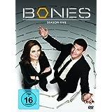 """Bones: Die Knochenj�gerin - Season 5 [6 DVDs]von """"David Boreanaz"""""""
