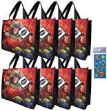 8-pack Toy Story Tote Bags Set (Small 13