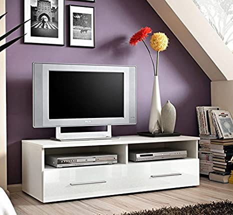 Mueble TV modelo Terento en color blanco , (varios colores disponibles)
