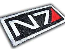 Dark Horse Mass Effect: N7 Logo Embroidered Patch by ONEKOOL