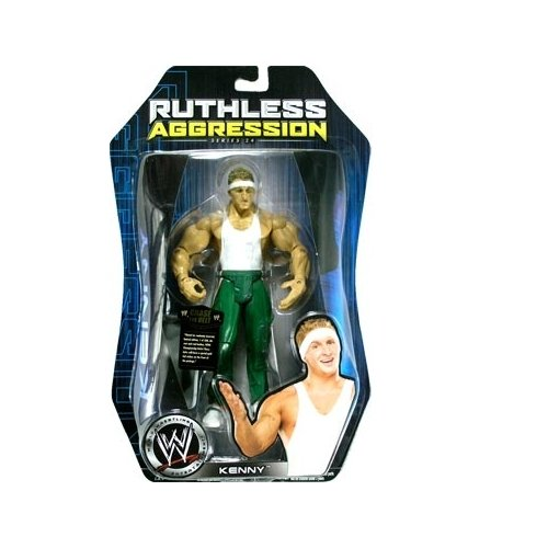 WWE Ruthless Aggression Series 24 Kenny Action Figure - 1