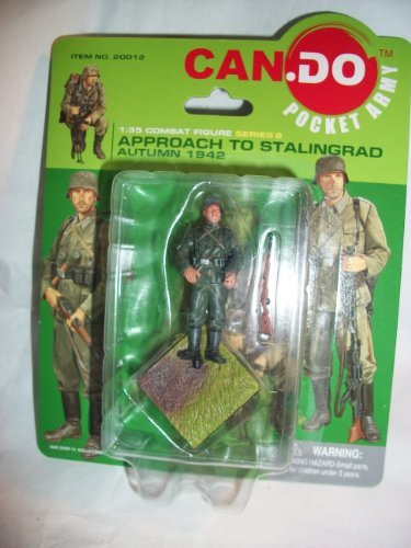 Can Do Pocket Army Approach to Stalingrad Figure C