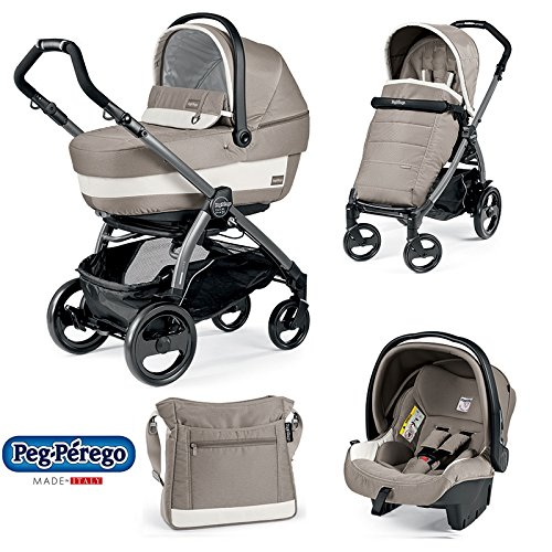 PEG PEREGO BOOK PLUS SPORTIVO MODULAR poussette pack - YouTube