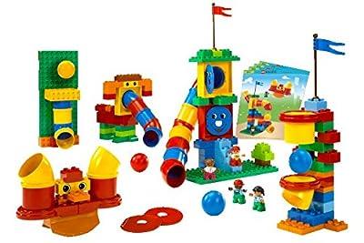 LEGO Education DUPLO Tubes Experiment Set 4510978 (147 Pieces)