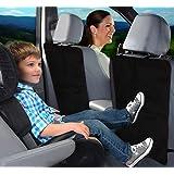 Kick Mats by Top Choice-2 Luxury Car Seat Back Protectors