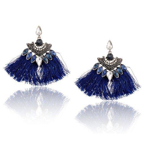 Crystal Line nappe orecchini di goccia, Crystal Line nappe orecchini di goccia per le donne, le ragazze