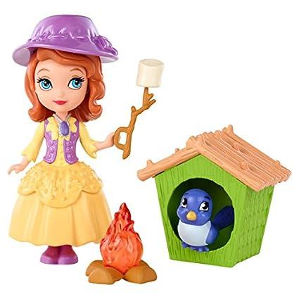Mattel - Disney Princesse Mini Sofia Et Accessoires Buttercup Troop