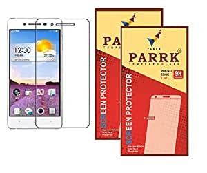 PARRK Tempered Glass Screen Oppo Neo 7 Pack of 2