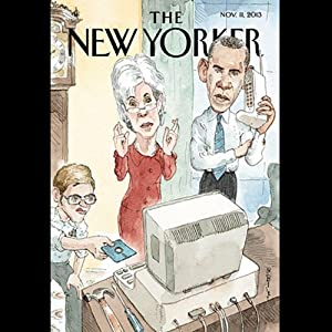 The New Yorker, November 11th 2013 (Nicholas Lemann, Anne Applebaum, John Cassidy) | [Nicholas Lemann, Anne Applebaum, John Cassidy]