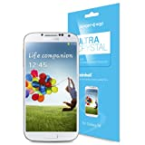 Spigen SGP10174 Steinheil Screen Protector for Galaxy S4 - Retail Packaging - Ultra Crystal
