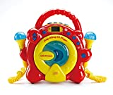 Little Virtuoso Red Sing Along CD Player