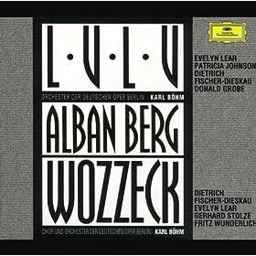 "Alban Berg: Lulu / Act 1 - Monoritmica ""Nun?"" / ""Du hast eine halbe Million geheiratet"""
