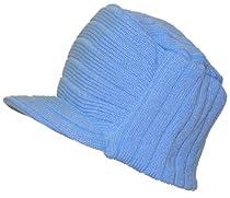 Commando Winter Skull Cap Hat (One Size)-Baby Blue