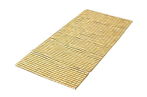 天然のひんやり竹シーツ 『楽快竹』 ナチュラル 82×150cm(軽量タイプ)