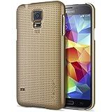 Spigen Ultra Fit Coque pour Samsung Galaxy S5 Doré