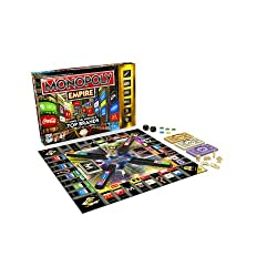 [Best price] Games - Monopoly Empire Game - toys-games