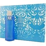 Liz Claiborne Bora Bora Exotic Cologne Spray for Men, 3.4 oz (Color: Blue, Tamaño: 3.4 Ounces)