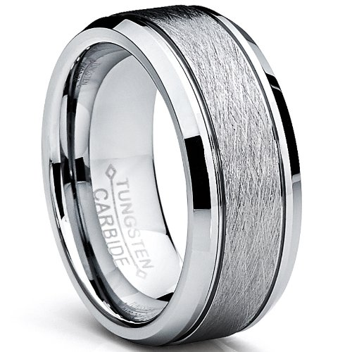 ultimate-metals-co-tungsten-carbide-mens-brushed-center-wedding-band-ring-comfort-fit-8-mm-size-z-1