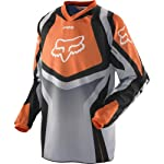 Fox Racing HC Race Youth Boys MotoX/Off-Road/Dirt Bike Motorcycle Jersey - Orange / Medium