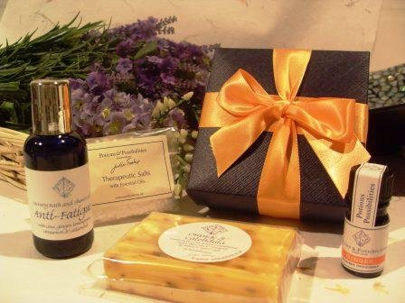 ANTI FATIGUE Aromatherapy Gift Collection