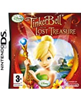Disney Fairies: Tinker Bell and the Lost Treasure (Nintendo DS) [import anglais]