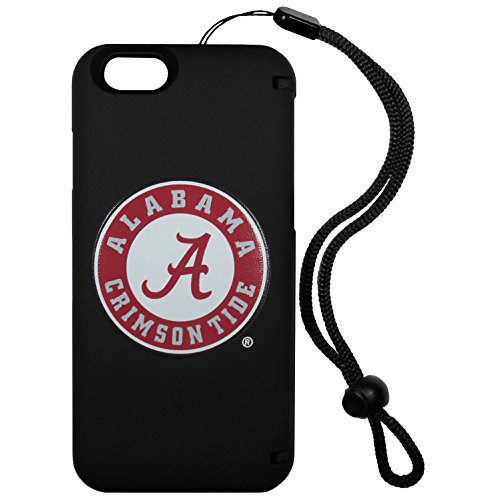 EYN Products The Ultimate NCAA College Game Day Wallet Case for iPhone 6 - Retail Packaging - Alabama