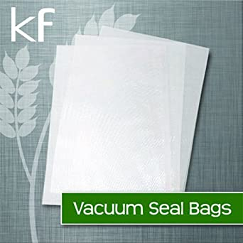 100 - 8 x 10 StaVac Vacuum Sealer Bags 3.5mil MADE IN USA by STAVac