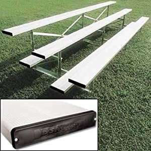 15 Bleachers Standard Series 3 Row Preferred by Alumagoal